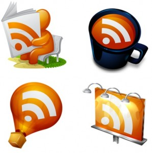 Smashing original RSS icons