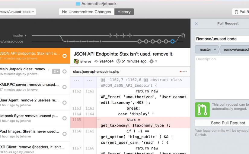 GitHub Desktop: time to reconsider my GitHub workflow?